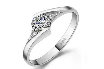 Channel-Twist-Silver-Engagement-Ring