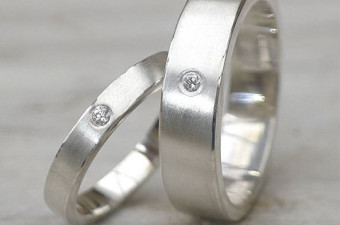 His-and-Hers-Silver-Wedding-Bands-with-Stones